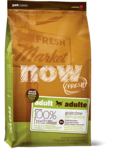Best Dog Food For Scottish Terriers: Now Fresh Grain Free For Small Breed Adult Dog Food Bag