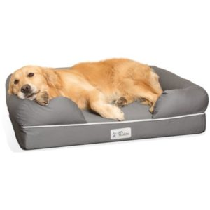PetFusion Ultimate Memory Foam Dog Bed for doberman