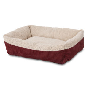 Aspen Pet Self Warming Beds for dogs that love nesting