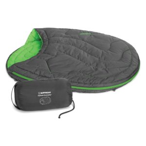 Ruffwear - Highlands Sleeping Bag for Dogs, Meadow Green for Backpacking